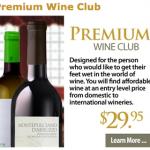 Cellars wine Club - premium wine club
