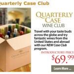 Cellars Wine Club Quarterly Case Club - A Case of Wine!