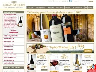 Cellars Wine Club - West Coast Wine Club